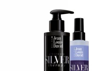 A closer look at the Silver Therapy range for enhancing salt and pepper hair