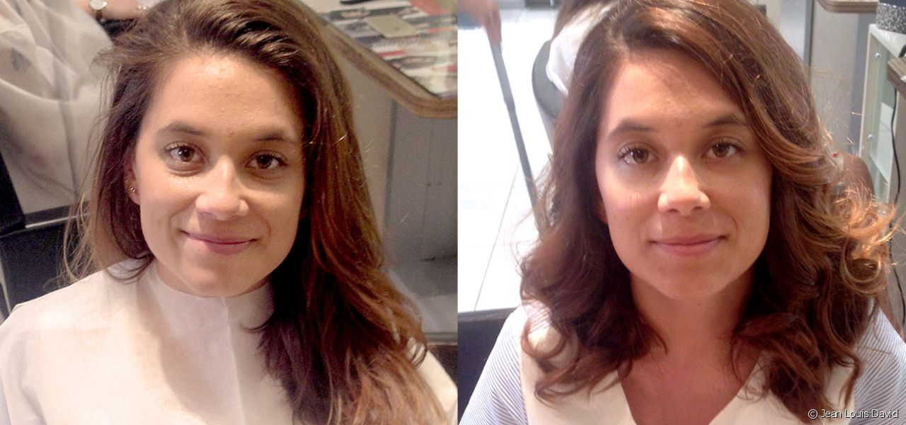 Claire has tested out the floaty curls look from the Style Bar for you.