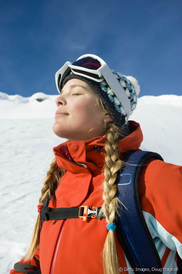 Find out how to stay well styled on the slopes