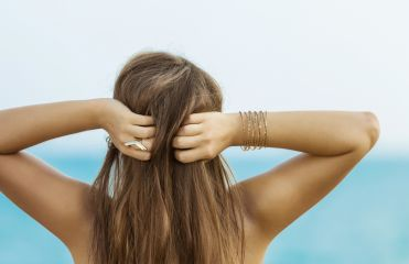 Why is salt so bad for your hair?