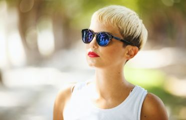 3 great reasons to take the plunge and go platinum blonde!