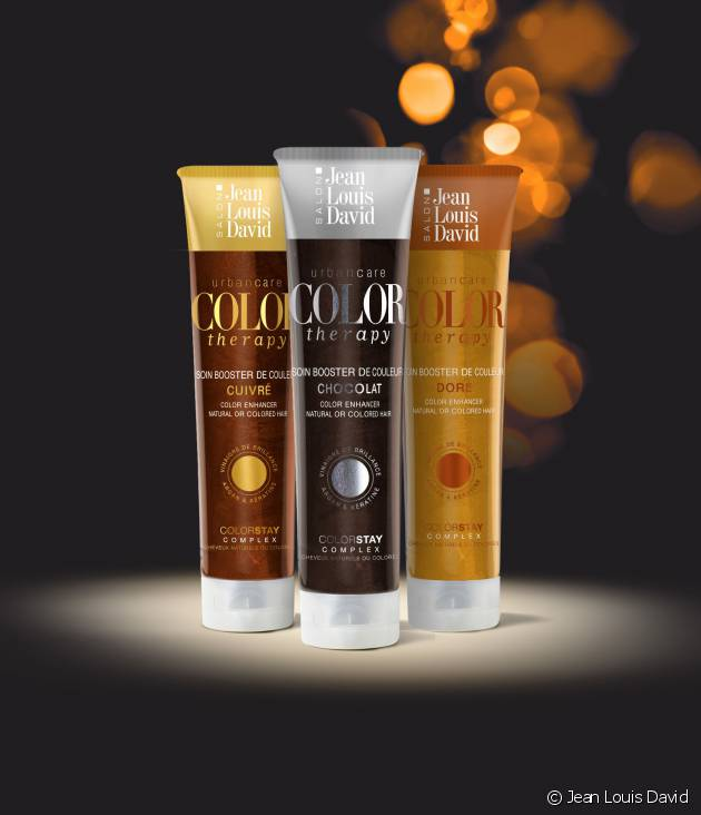 The new treatments from the Color Therapy range