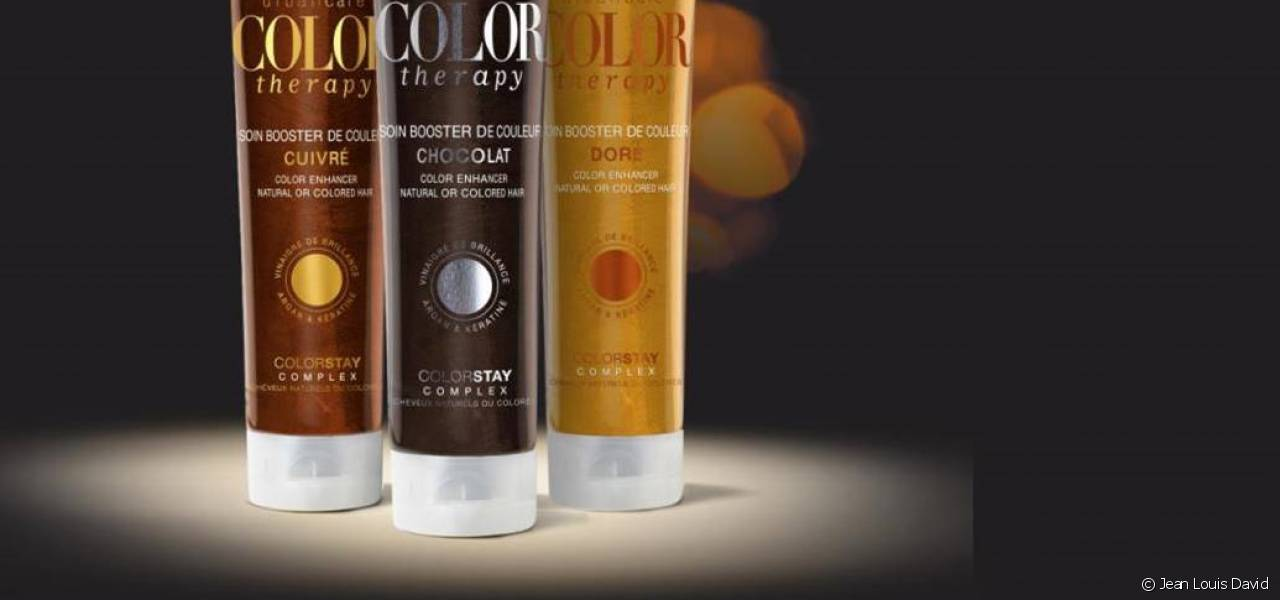 New treatments from the Color Therapy range.