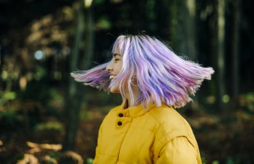 Lilac hair: how do you rock this daring 2019 colour trend?