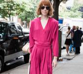 Streetstyle: the short bob for redheads
