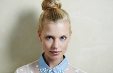3 quick and easy to create chignon styles