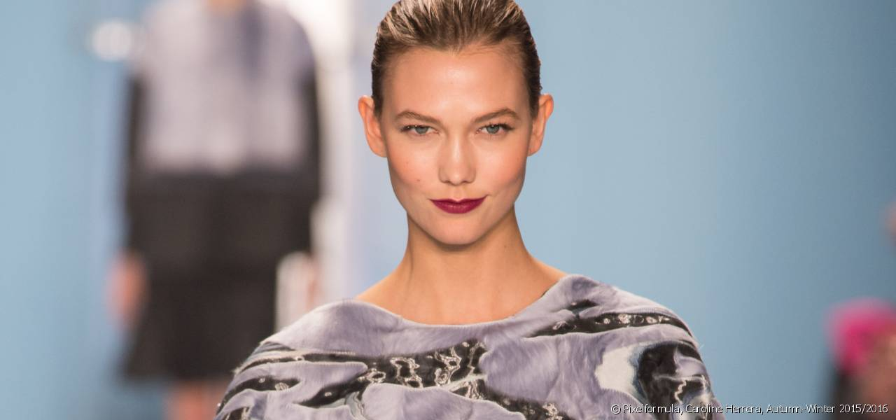 Which on trend make-up should I wear with a romantic chignon?