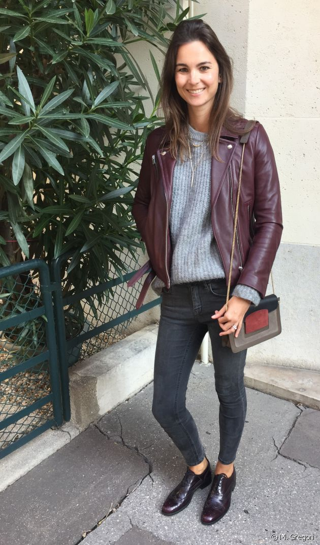 Julie is our Streetstyle model for October.