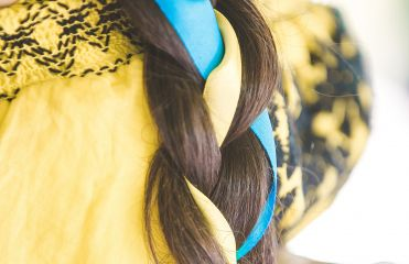 [Instahair] Personalise your braid using fabric