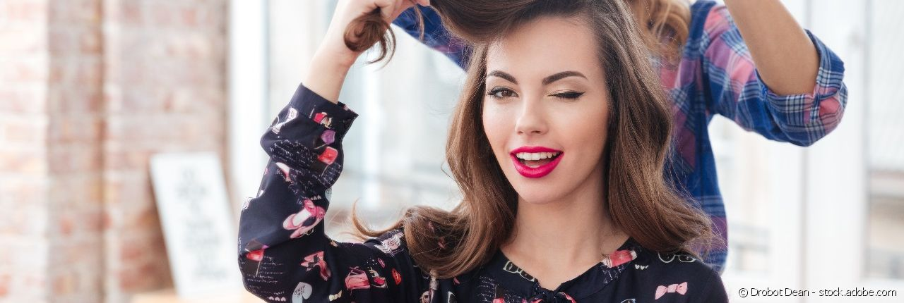 Find out how to get thicker hair