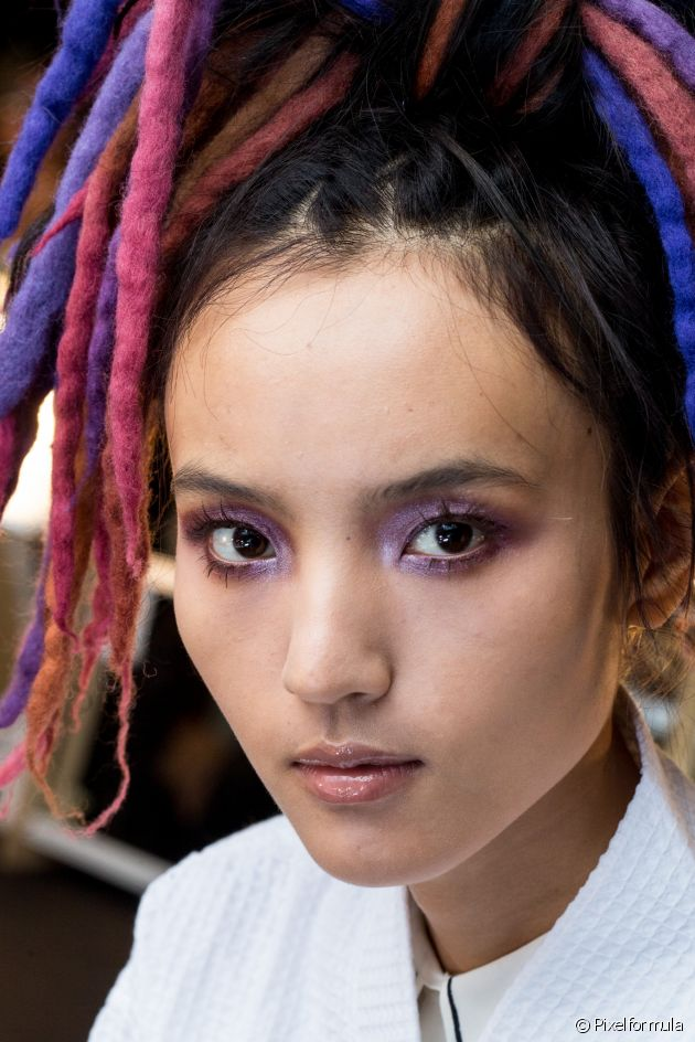 Dreadlocks, An on-trend catwalk hairstyle