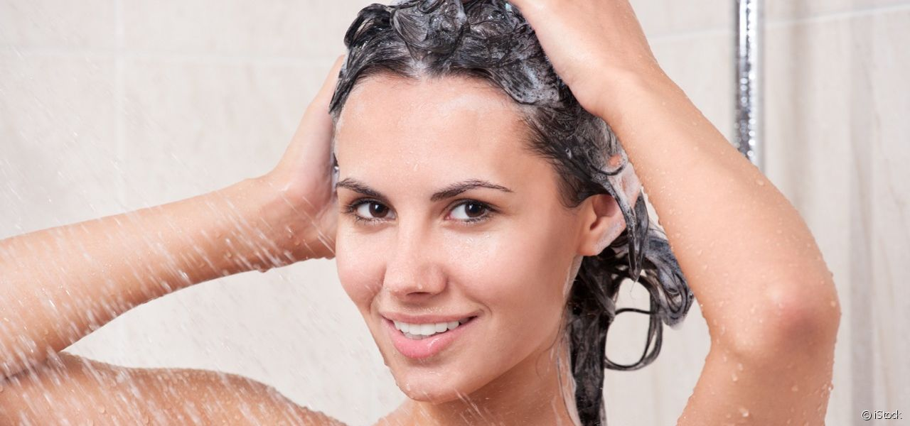 Test out the benefits of using black soap on your hair
