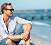 Men: which hair treatments should you use in summer?