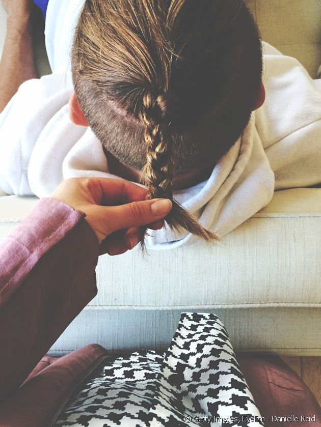 Should you succumb to the man braid?