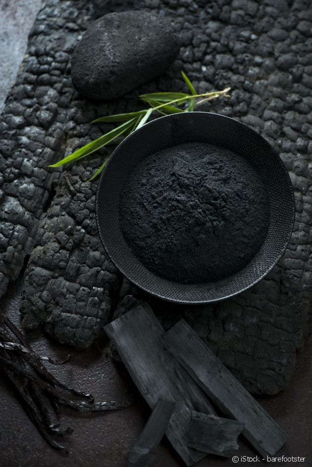 Find out why coal is ideal for deep cleansing your hair