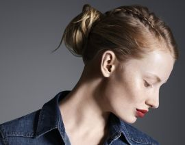 Speed Up-Do, style me a bun !