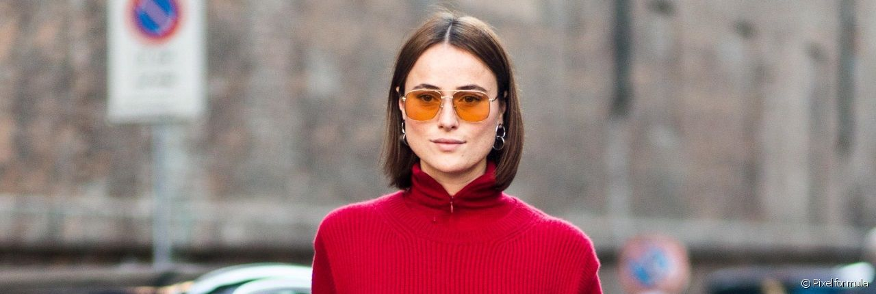 The bob is one of this season's three short haircuts you can get without a moment's hesitation.