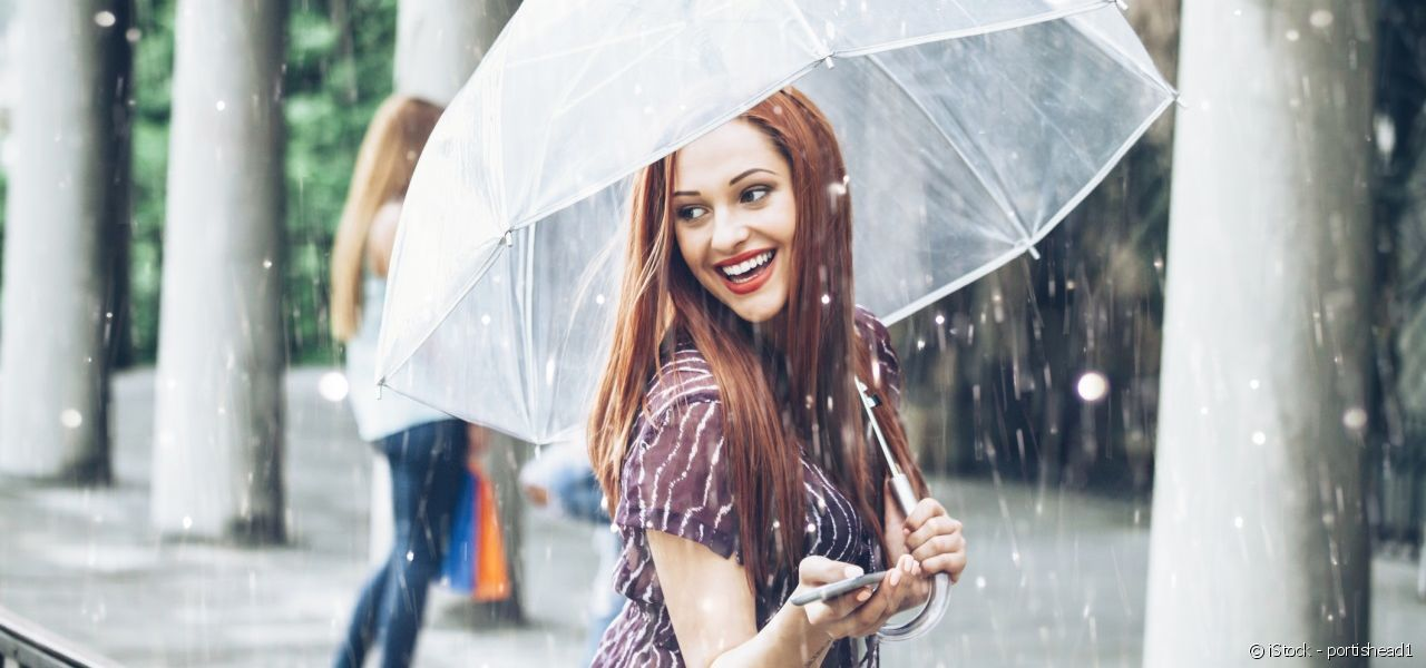 3 tips on staying well-styled even when caught in the rain