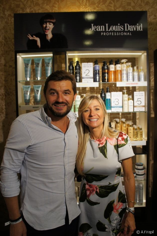 Meet this couple who run two Jean Louis David salons under franchise, one of which has been voted Salon of the Year.