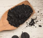 Natacha Gunsburger's views on plant-based charcoal
