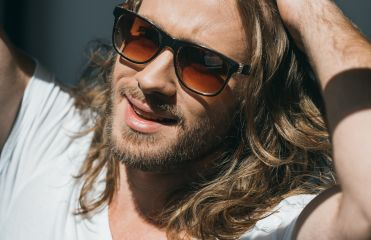 Men: how should I take care of my mid-length to long hair?