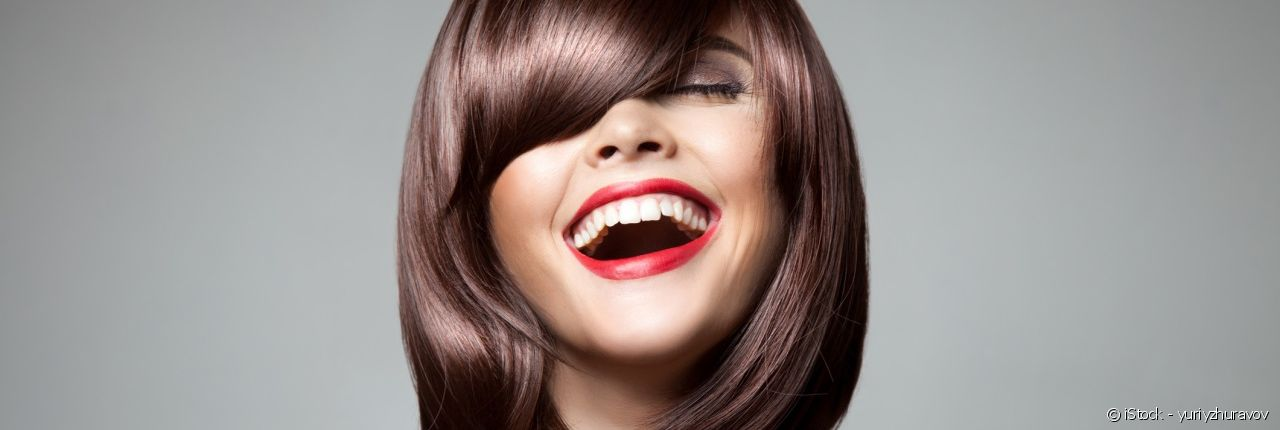 We reveal the secrets to ultra-glossy hair. But shhh... Don't tell anyone!