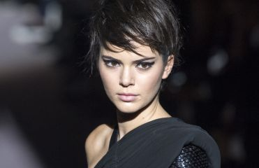 How can you create a faux pixie crop, without going for the chop?
