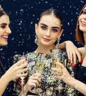 Special party season feature: 3 quick knockout hairstyles for New Year's Eve