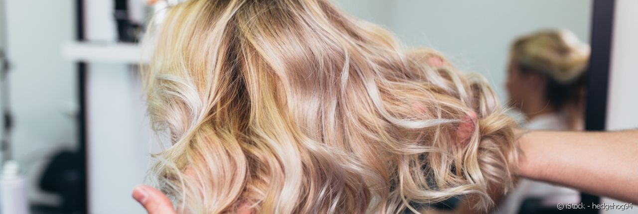 Which shade of blonde streaks should you go for once summer is over?