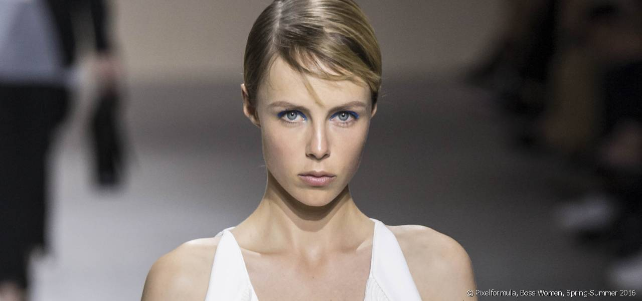 Step by step: to create the short hairstyle from the Boss Women ...