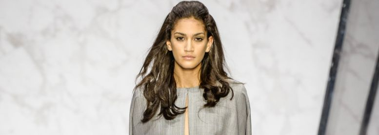 Seen on the catwalk: 3 tied-up hairstyle trends you can recreate