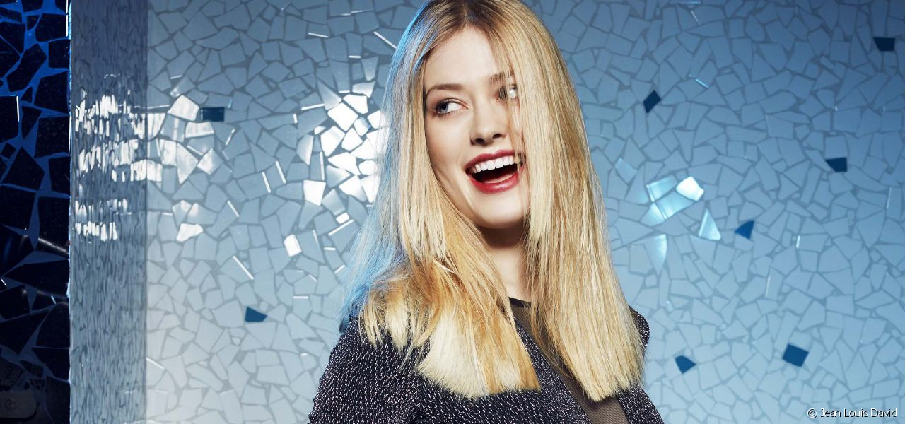 Discover Overlight: a personalised service for blond hair.