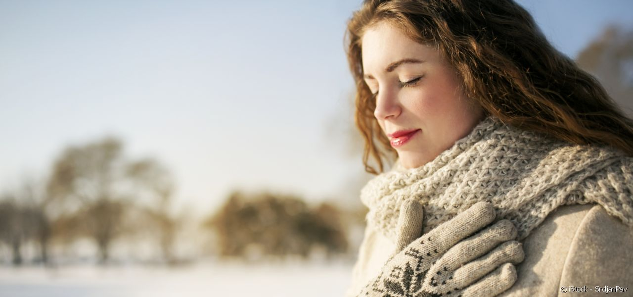 The ideal hair regime for a winter in the sun