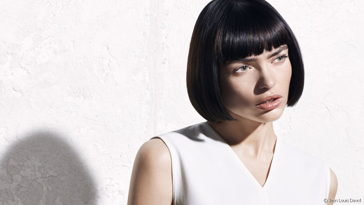 The bold bob from the Spring-Summer 2019 collection: a short cut radiating femininity.