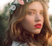 The dossier: which hairstyle for a wedding ceremony?