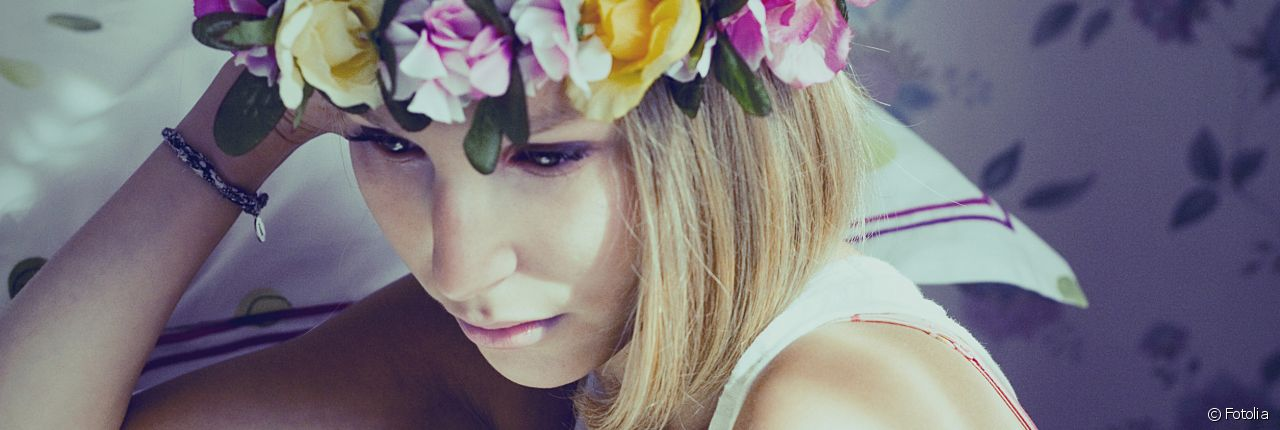 Bridal styles: create and wear your own flower crown