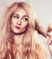 How to deal with brittle hair