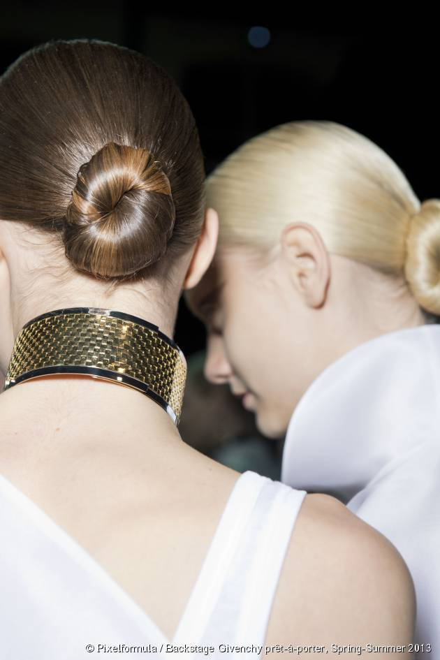 Hair trends for spring-summer 2013