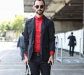 Streetstyle: short and structured for a dapper style