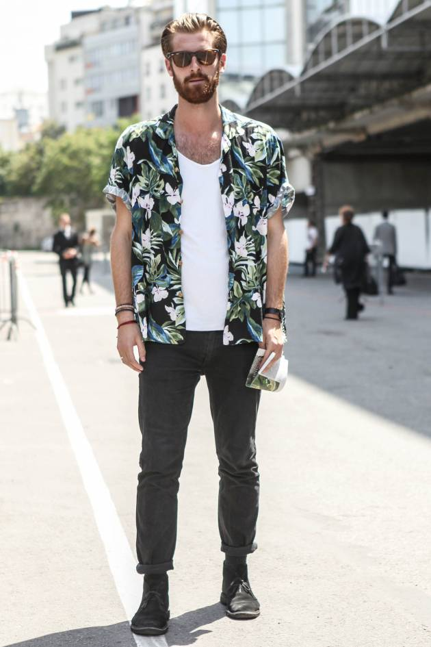Streetstyle: the ultra-trendy grizzly beard