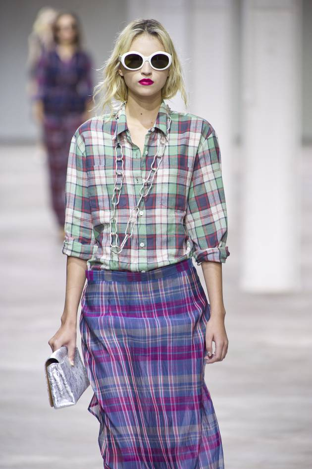 The neo-grunge style