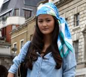 Streetstyle: Styling you hair with a headscarf