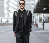 Streetstyle: looking after your moustache