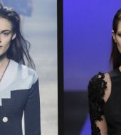 Hairstyle head-to-head: grunge wet look VS chic wet look