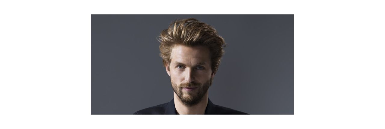 Haircuts for men with mid-length hair