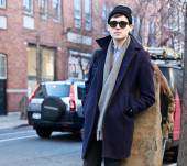 Streetstyle: Wearing a hat without ruining your hairstyle