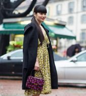 Streetstyle: how to wear the geometric fringe