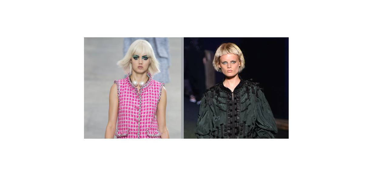 Runway to reality: the wig