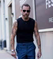 Streetstyle: the biker look