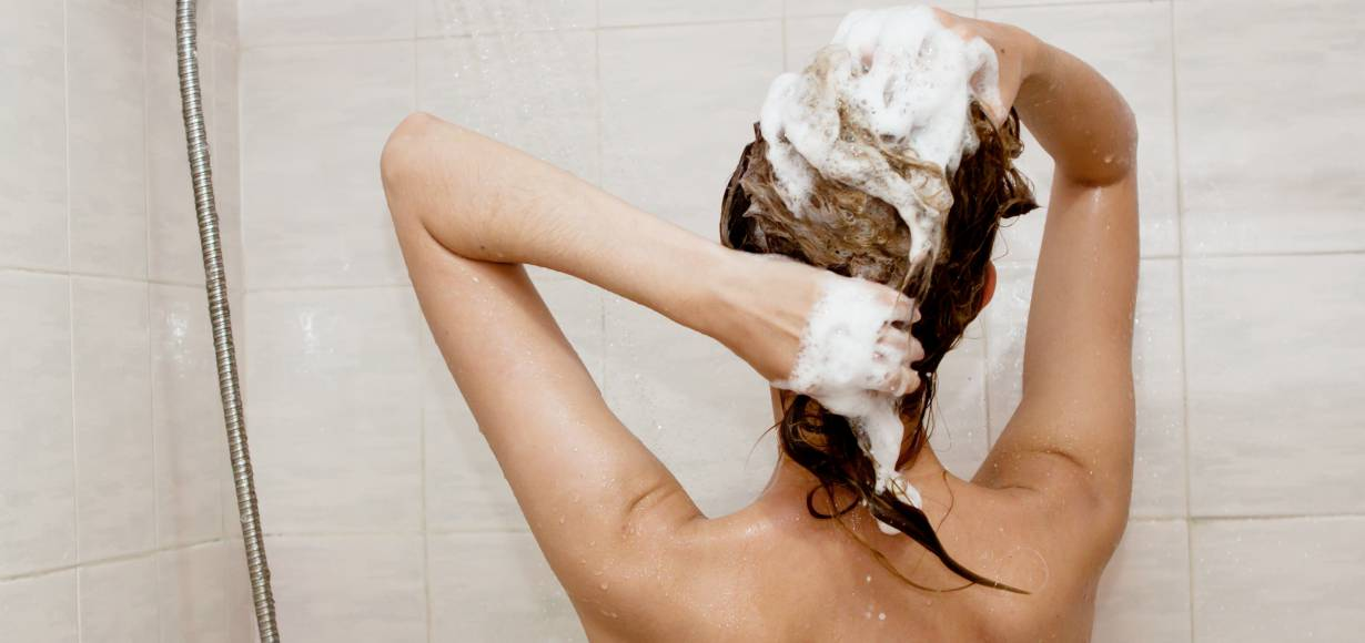 Perfect your hair-washing technique in 5 simple steps